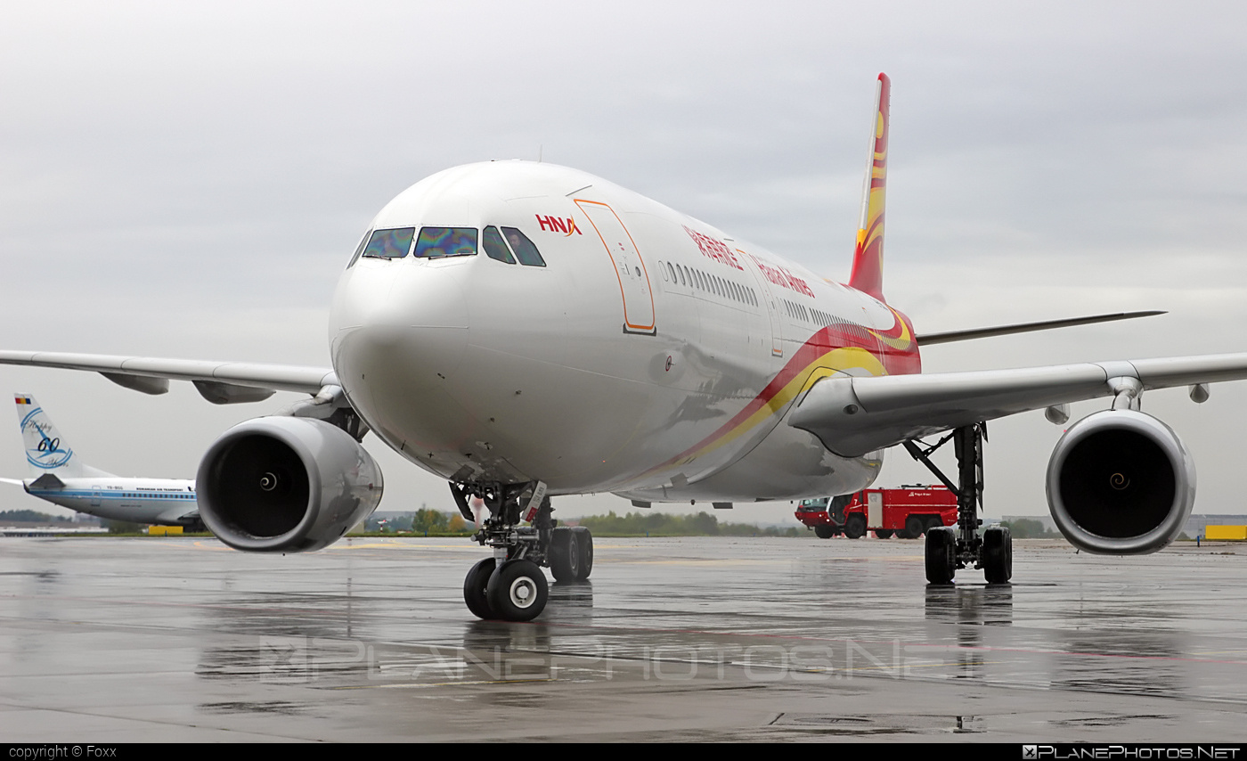 Airbus A330-343 - B-5950 operated by Hainan Airlines #a330 #a330family #airbus #airbus330