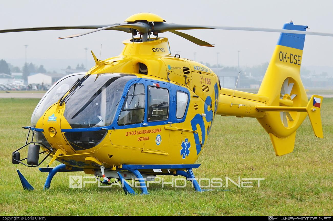 Eurocopter EC135 T2+ - OK-DSE operated by DSA #ec135 #ec135t2 #ec135t2plus #eurocopter #natodays #natodays2015