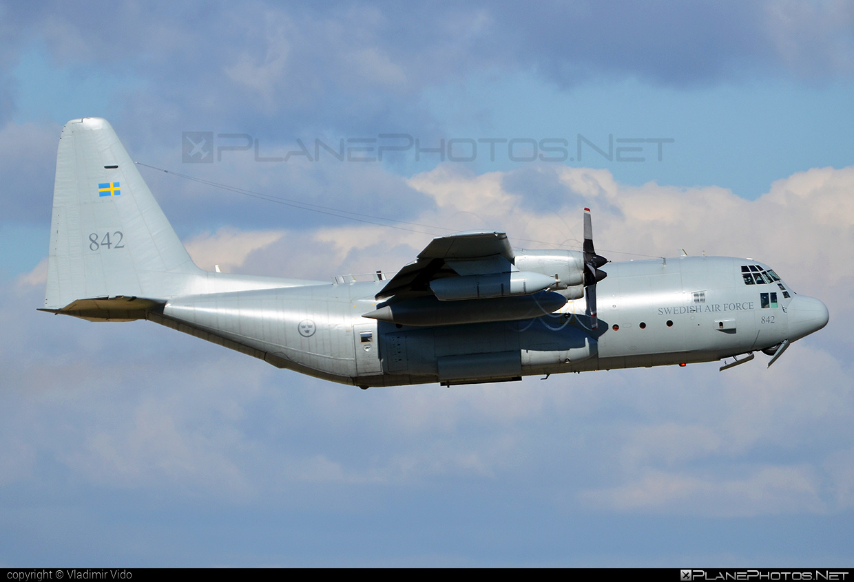 Lockheed Tp84 Hercules - 84002 operated by Flygvapnet (Swedish Air Force) #flygvapnet #lockheed #natodays #natodays2015 #swedishairforce