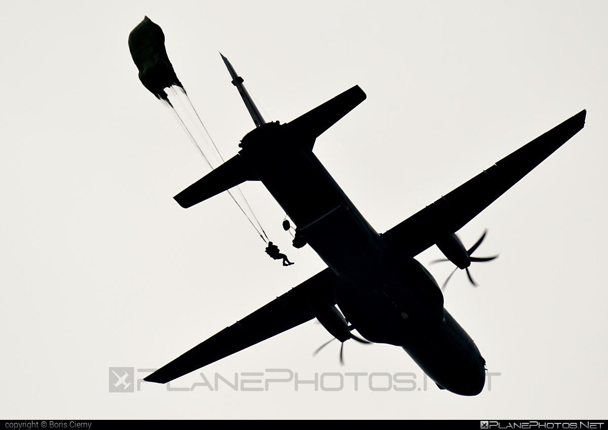 CASA 295M - Unknown registration operated by Vzdušné síly AČR (Czech Air Force) #casa #czechairforce #natodays #natodays2015 #vzdusnesilyacr
