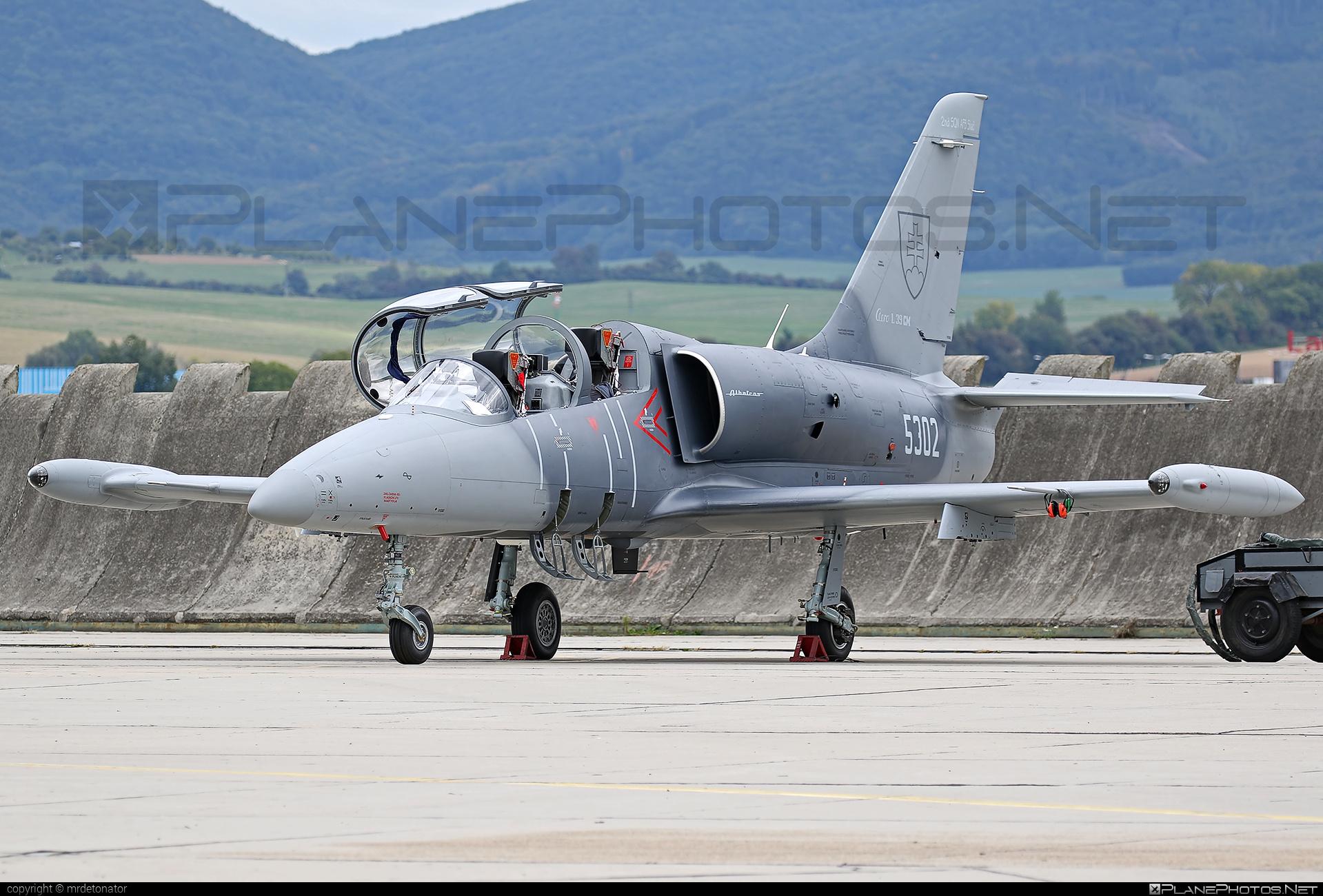 Aero L-39CM Albatros - 5302 operated by Vzdušné sily OS SR (Slovak Air Force) #aero #aerol39 #aerol39albatros #aerol39cmalbatros #albatros #l39 #l39cm #l39cmalbatros #slovakairforce #vzdusnesilyossr