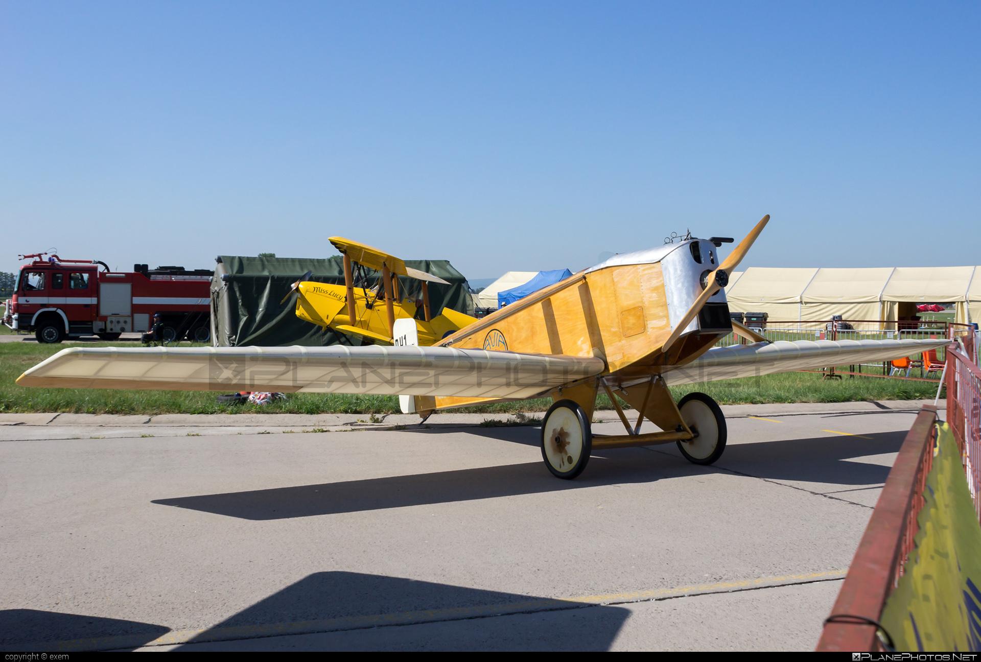 Avia BH.1 - OK-GUU 25 operated by Private operator #avia