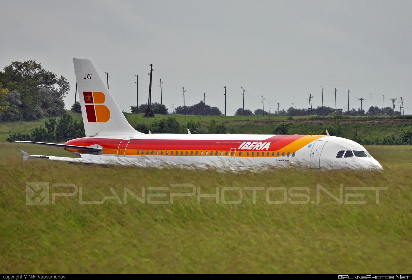 Airbus A319-111 - EC-JXV operated by Iberia #a319 #a320family #airbus #airbus319 #iberia