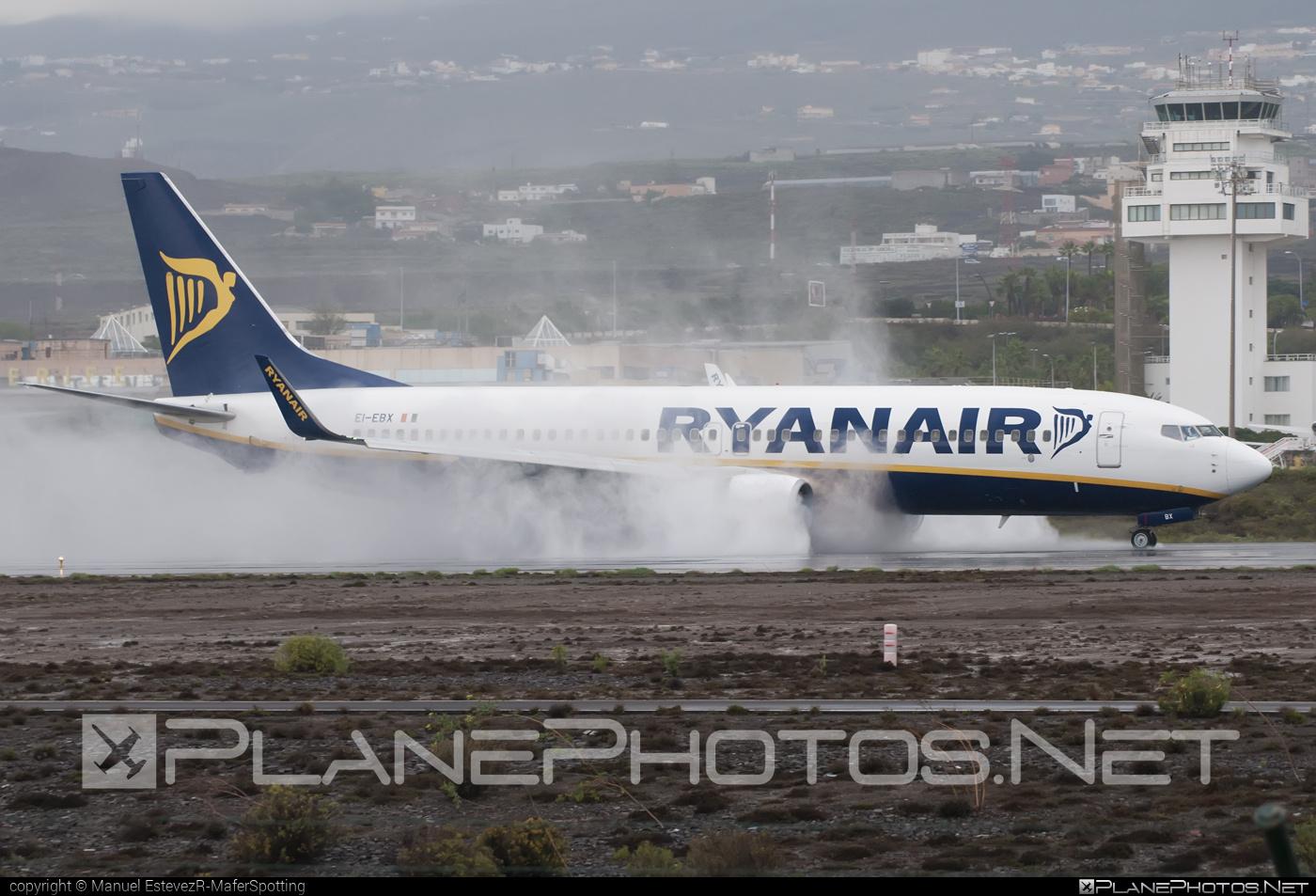 Boeing 737-800 - EI-EBX operated by Ryanair #b737 #b737nextgen #b737ng #boeing #boeing737 #ryanair
