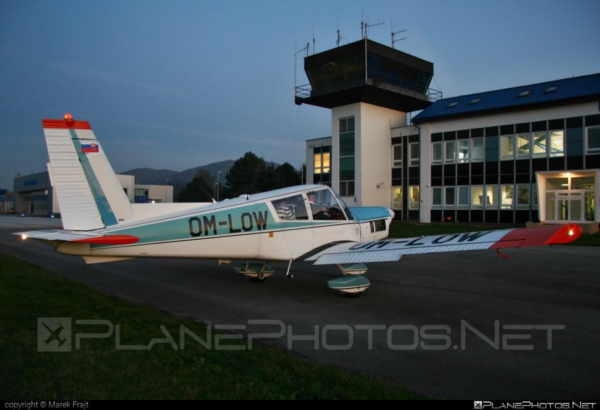 Zlin Z-43 - OM-LOW operated by University of Žilina #z43 #zlin #zlin43