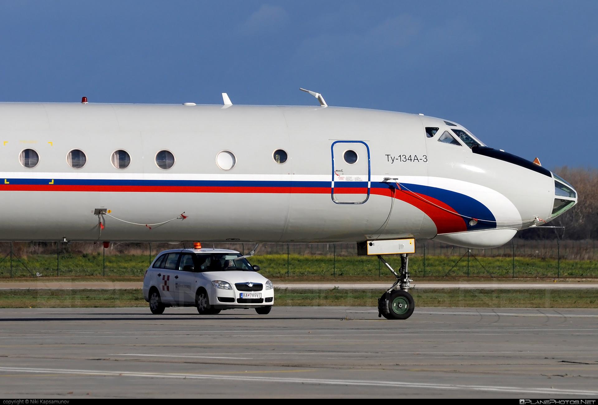 Tupolev Tu-134A-3 - RA-65729 operated by Voyenno-vozdushnye sily Rossii (Russian Air Force) #tu134 #tu134a3 #tupolev #tupolev134 #tupolevtu134 #tupolevtu134a3