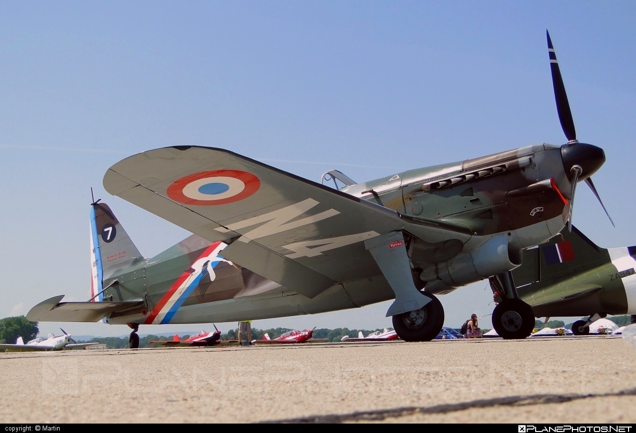 Morane Saulnier D-3801 - HB-RCF operated by Private operator #moranesaulnier