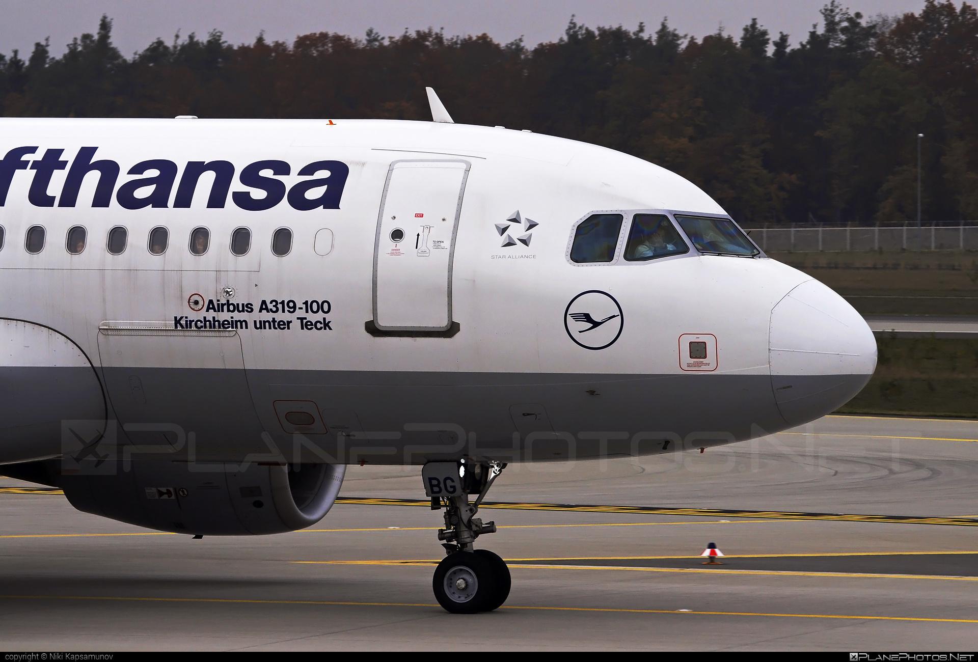 Airbus A319-112 - D-AIBG operated by Lufthansa #a319 #a320family #airbus #airbus319 #lufthansa