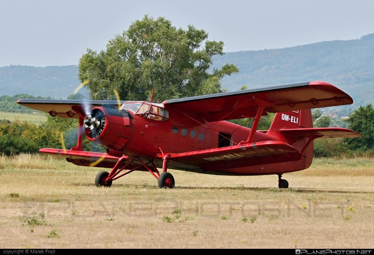 Antonov An-2 - OM-ELI operated by Private operator #an2 #antonov #antonov2