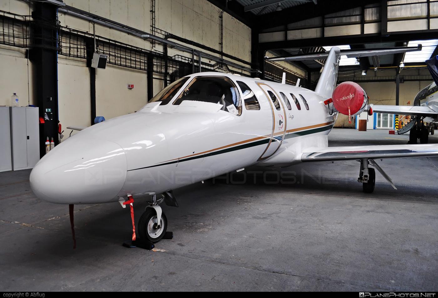 Cessna 525 CitationJet - OM-OPR operated by Opera Jet #cessna #cessna525 #cessnacitation #citationjet