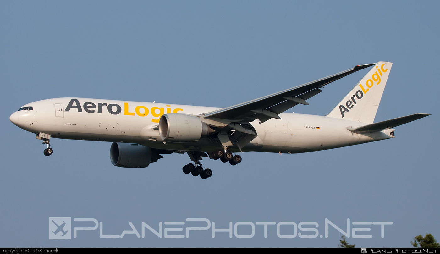 Boeing 777F - D-AALA operated by AeroLogic #aerologic #b777 #b777f #b777freighter #boeing #boeing777 #tripleseven