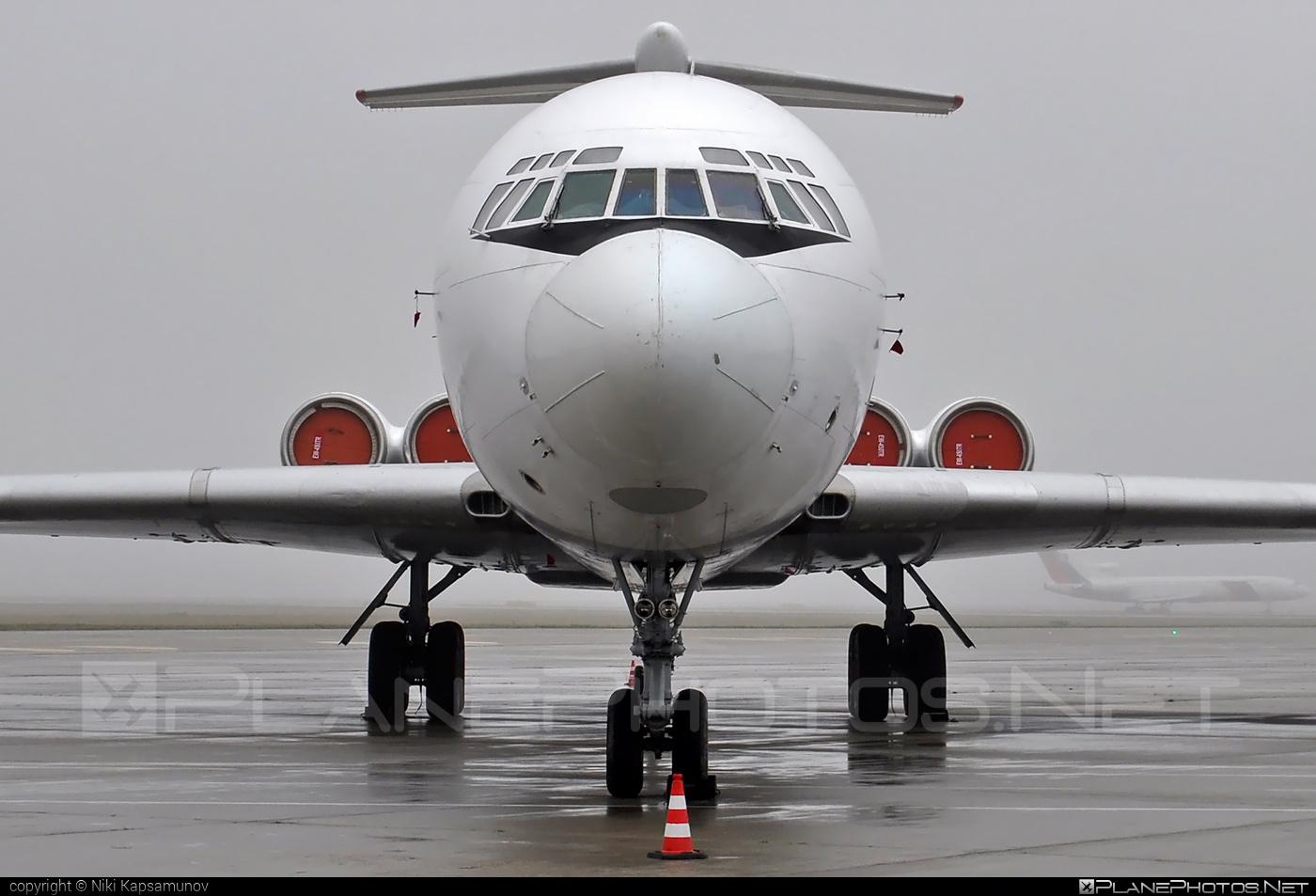 Ilyushin Il-62M - EW-450TR operated by Rada Airlines #il62 #il62m #ilyushin