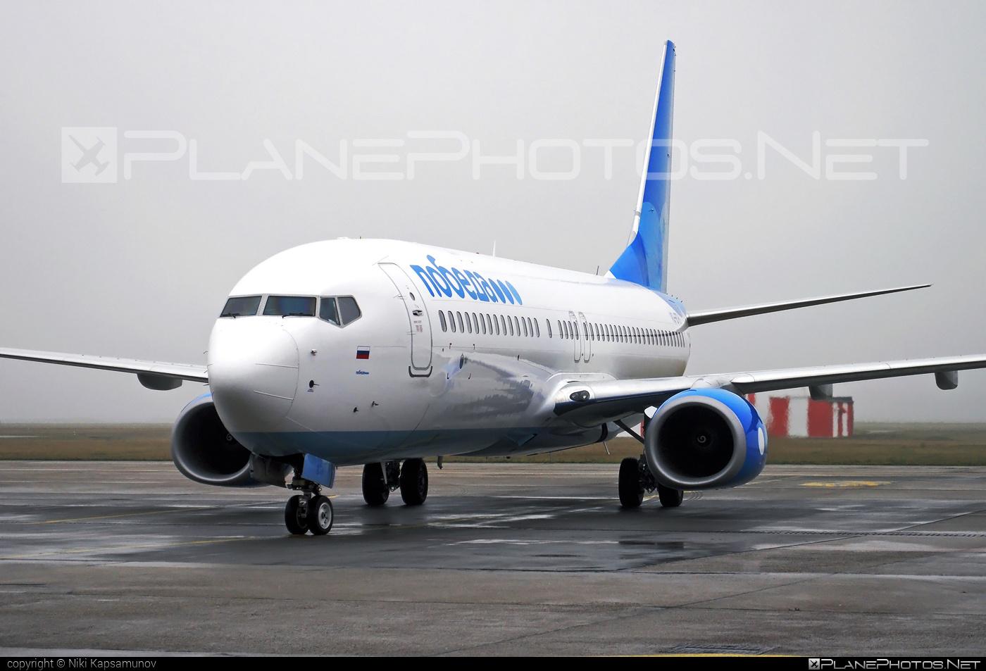 Boeing 737-800 - VQ-BTH operated by Pobeda #b737 #b737nextgen #b737ng #boeing #boeing737