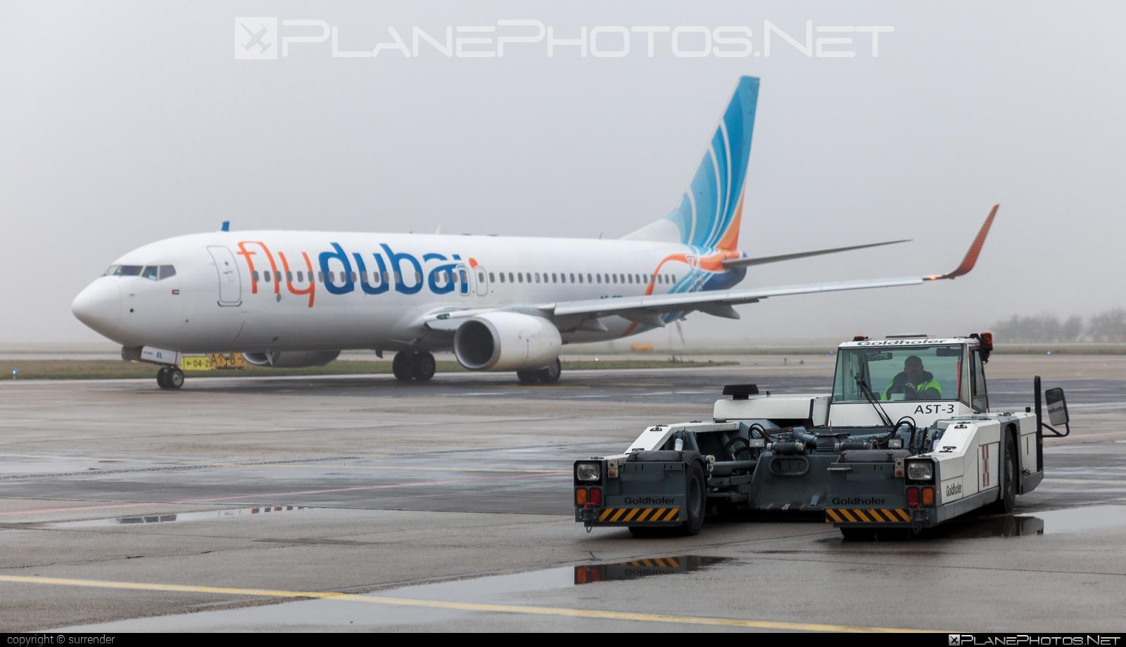 Boeing 737-800 - A6-FEL operated by flydubai #b737 #b737nextgen #b737ng #boeing #boeing737