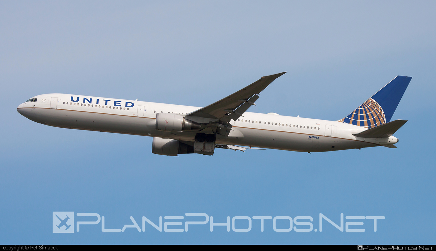 Boeing 767-400ER - N76062 operated by United Airlines #b767 #b767er #boeing #boeing767 #unitedairlines