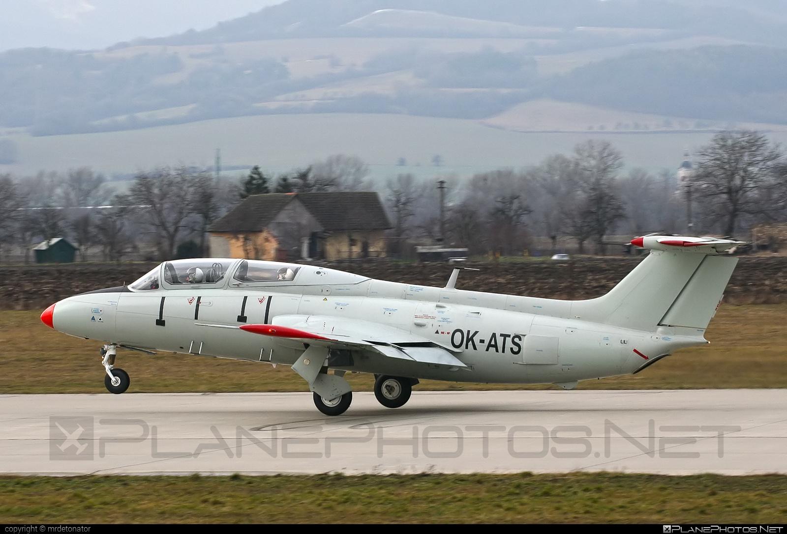 Aero L-29 Delfin - OK-ATS operated by Private operator #aero #aerol29 #aerol29delfin #delfin #l29