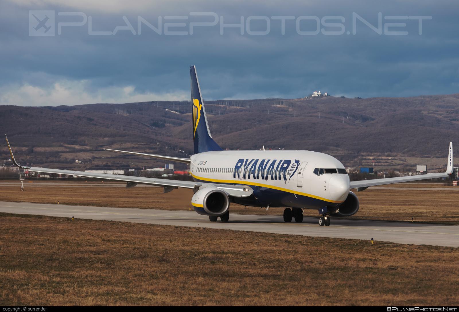 Boeing 737-800 - EI-EMA operated by Ryanair #b737 #b737nextgen #b737ng #boeing #boeing737 #ryanair