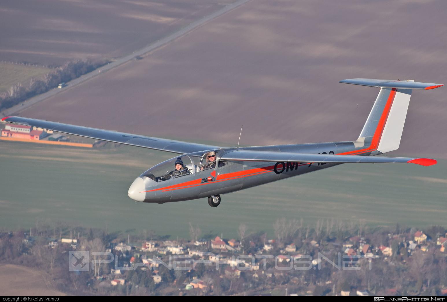 Let L-23 Super Blanik - OM-7128 operated by Slovenský národný aeroklub (Slovak National Aeroclub) #let
