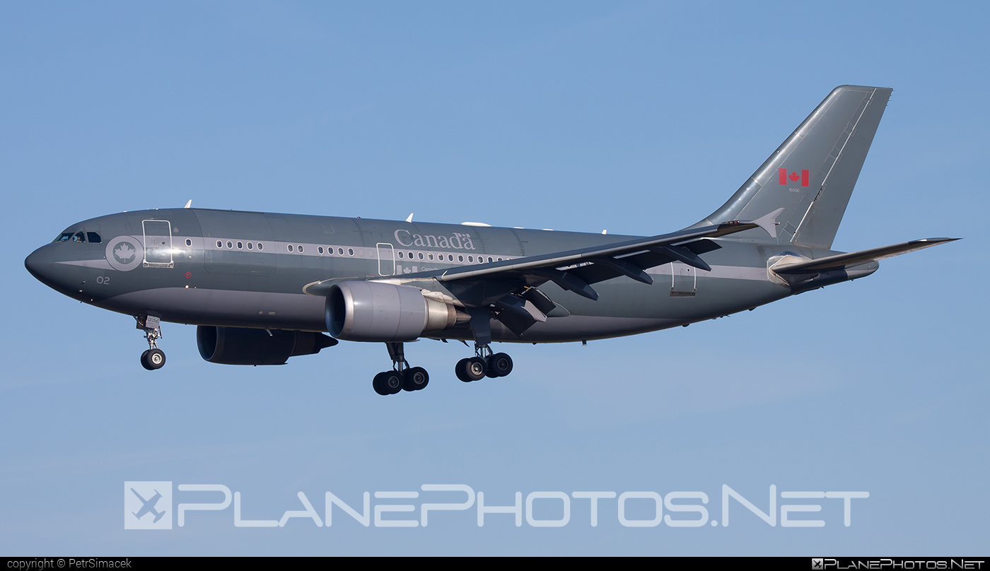 Airbus CC-150 Polaris - 15002 operated by Canadian Armed Forces #airbus