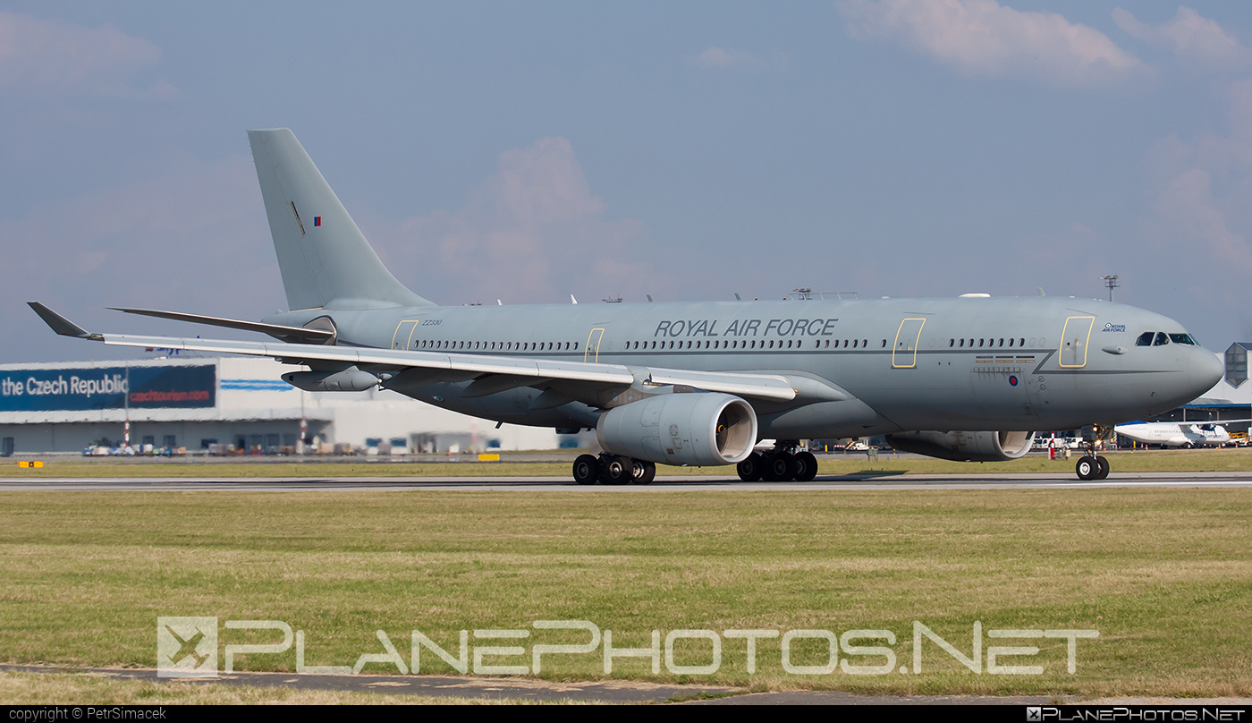 Airbus Military Voyager KC2 - ZZ330 operated by Royal Air Force (RAF) #airbusmilitary #raf #royalairforce