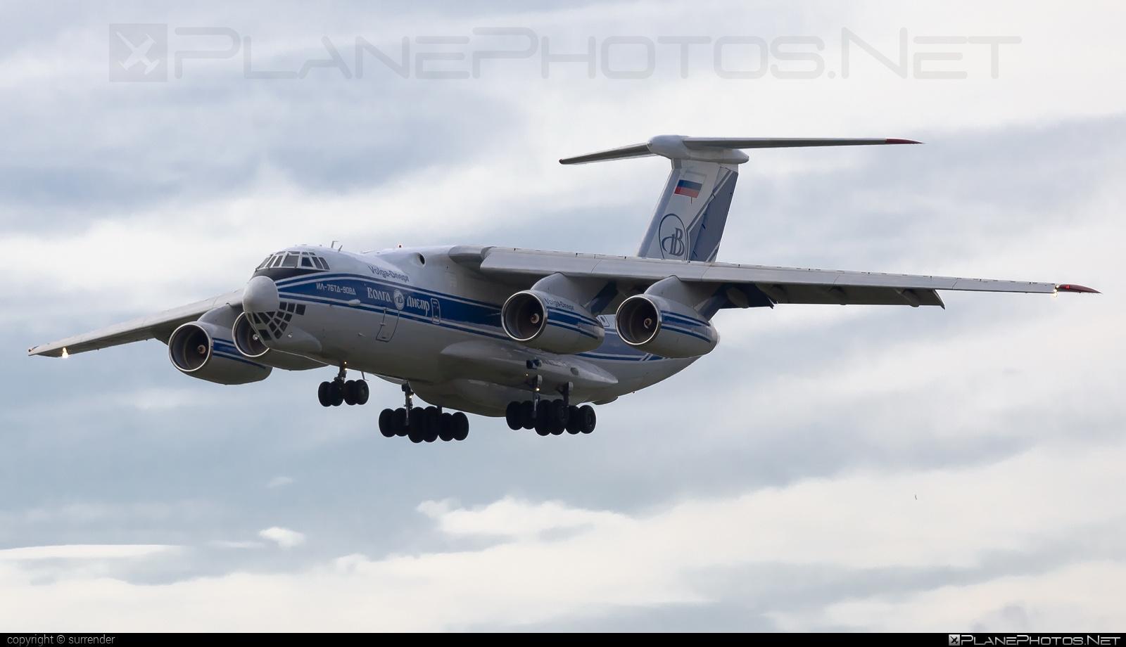 Ilyushin Il-76TD - RA-76511 operated by Volga Dnepr Airlines #il76 #il76td #ilyushin
