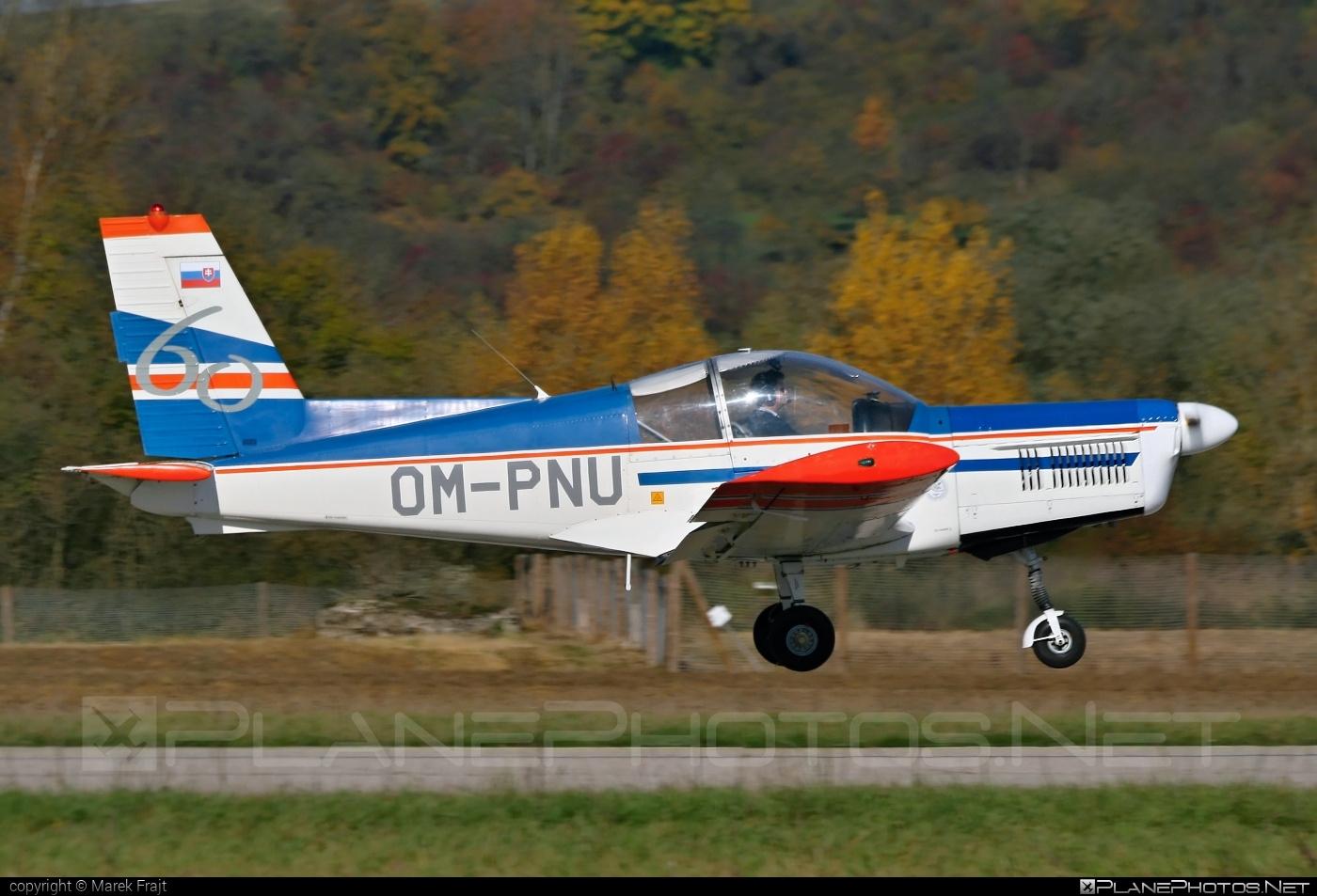 Zlin Z-142 - OM-PNU operated by University of Žilina #z142 #zlin #zlin142