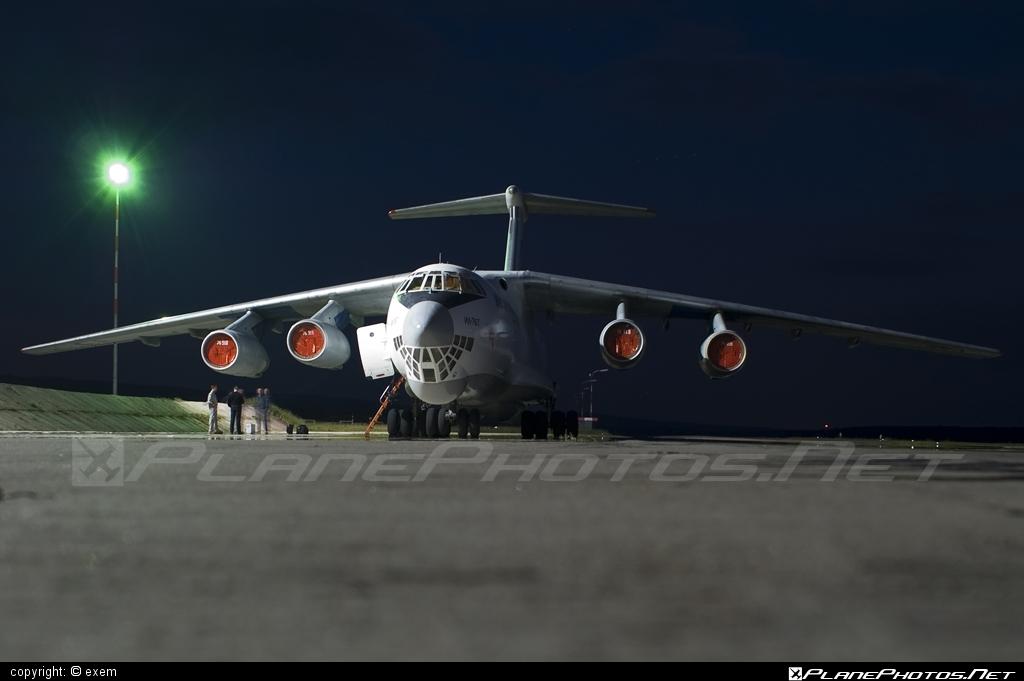 Ilyushin Il-76T - RA-76518 operated by Aviacon Zitotrans #il76 #il76t #ilyushin