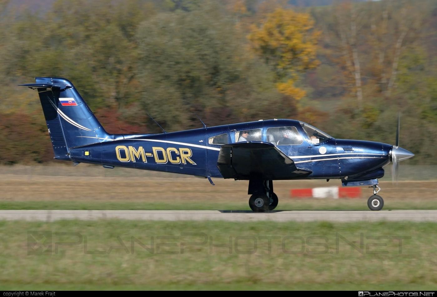 Piper PA-28RT-201T Turbo Cherokee Arrow IV - OM-DCR operated by University of Žilina #cherokeearrow #cherokeearrowiv #pa28 #pa28rt201t #piper #pipercherokee #pipercherokeecarrow #turbocherokee #turbocherokeearrow #turbocherokeearrowiv