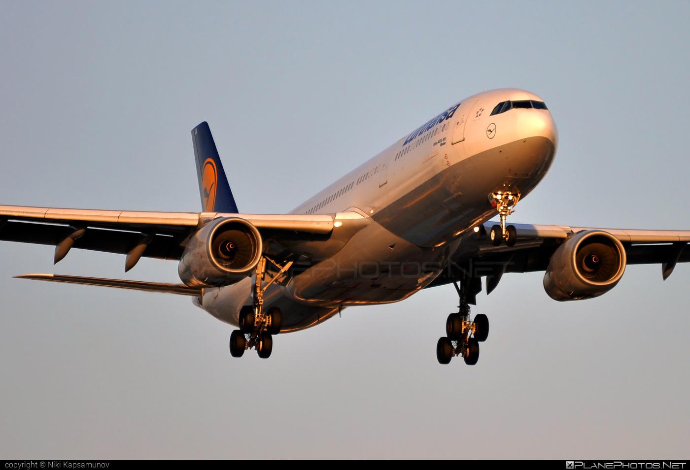 Airbus A330-343 - D-AIKA operated by Lufthansa #a330 #a330family #airbus #airbus330 #lufthansa