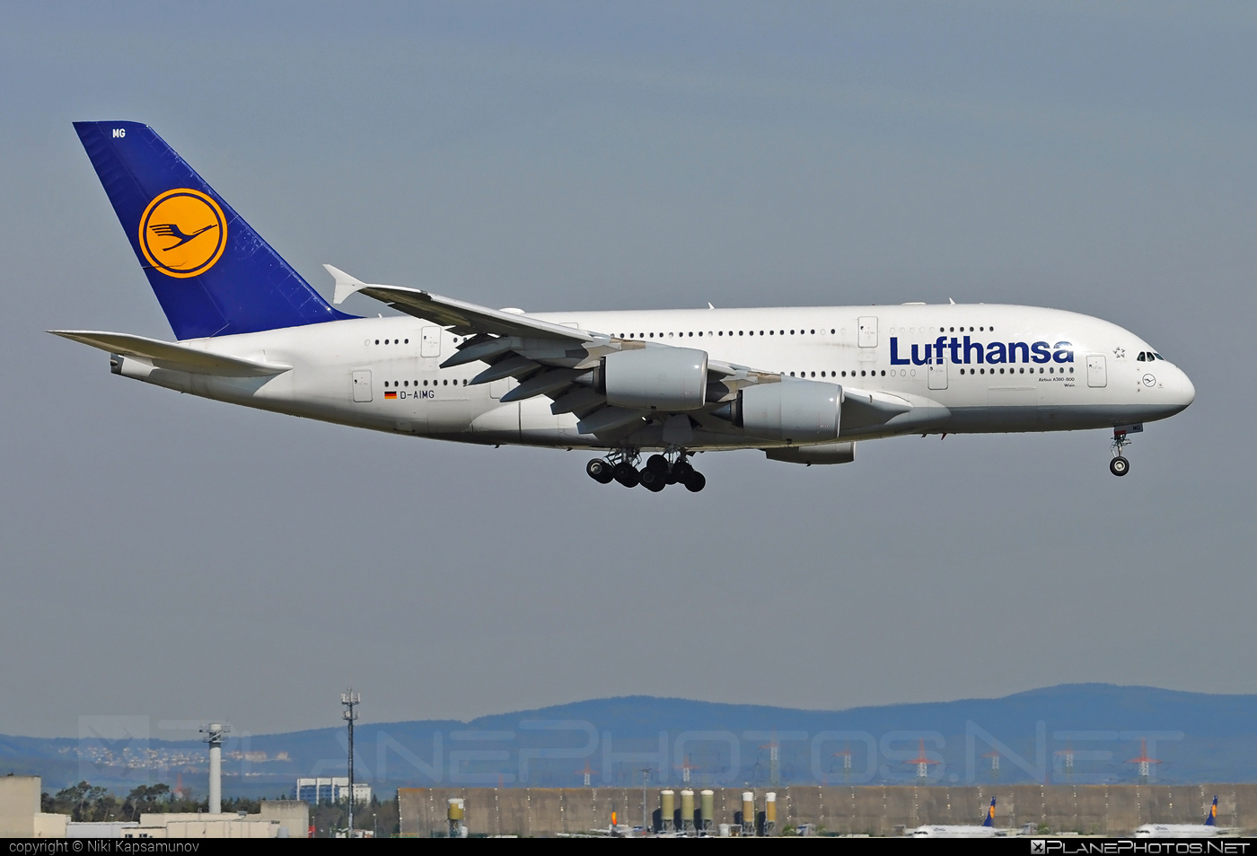 Airbus A380-841 - D-AIMG operated by Lufthansa #a380 #a380family #airbus #airbus380 #lufthansa