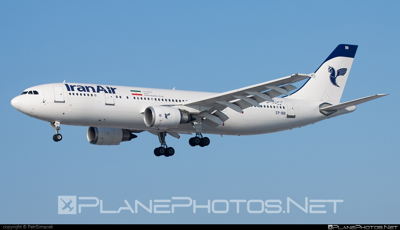 Airbus A300B4-605R - EP-IBB operated by Iran Air #a300 #airbus