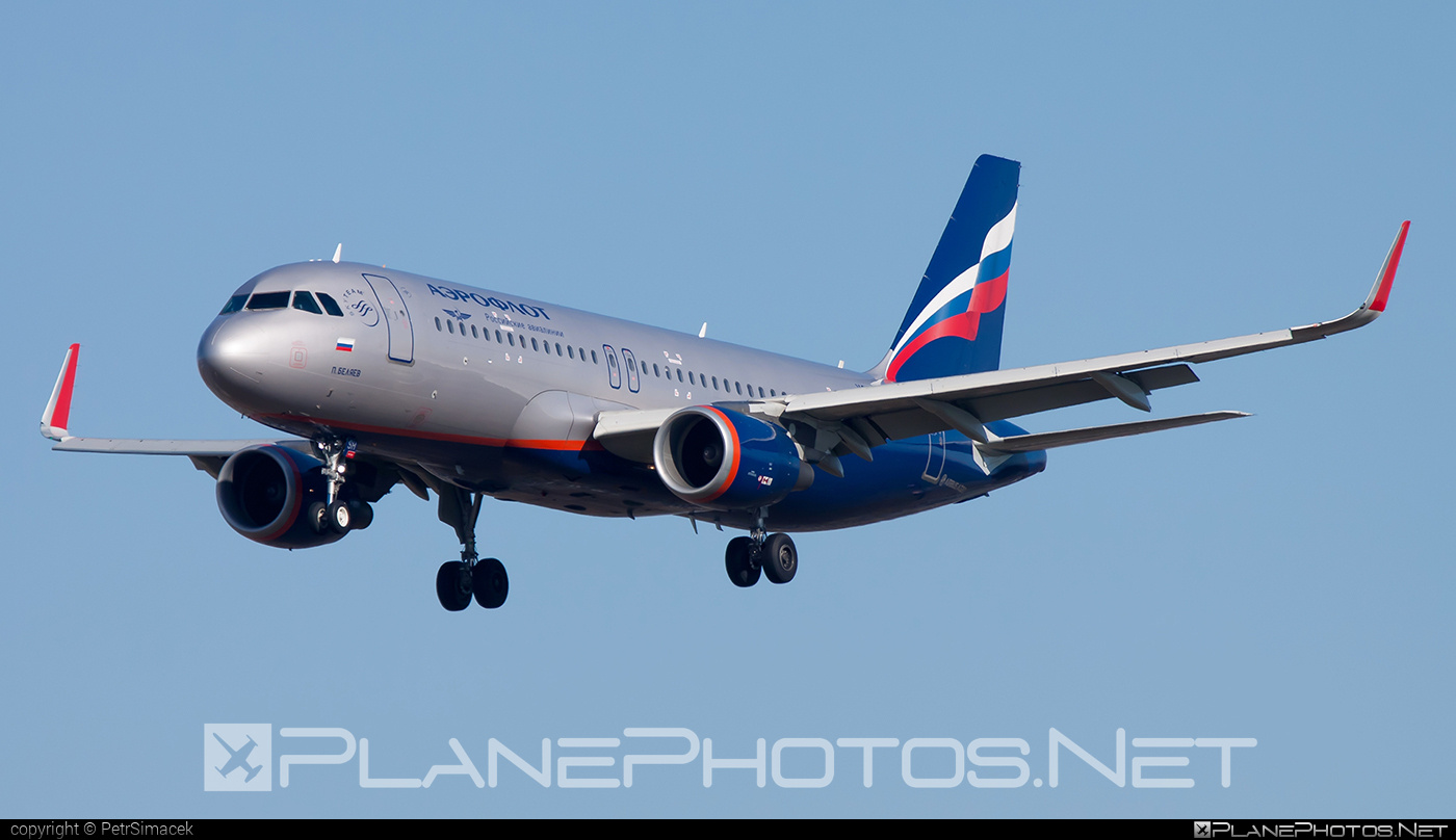 Airbus A320-214 - VQ-BSH operated by Aeroflot #a320 #a320family #aeroflot #airbus #airbus320