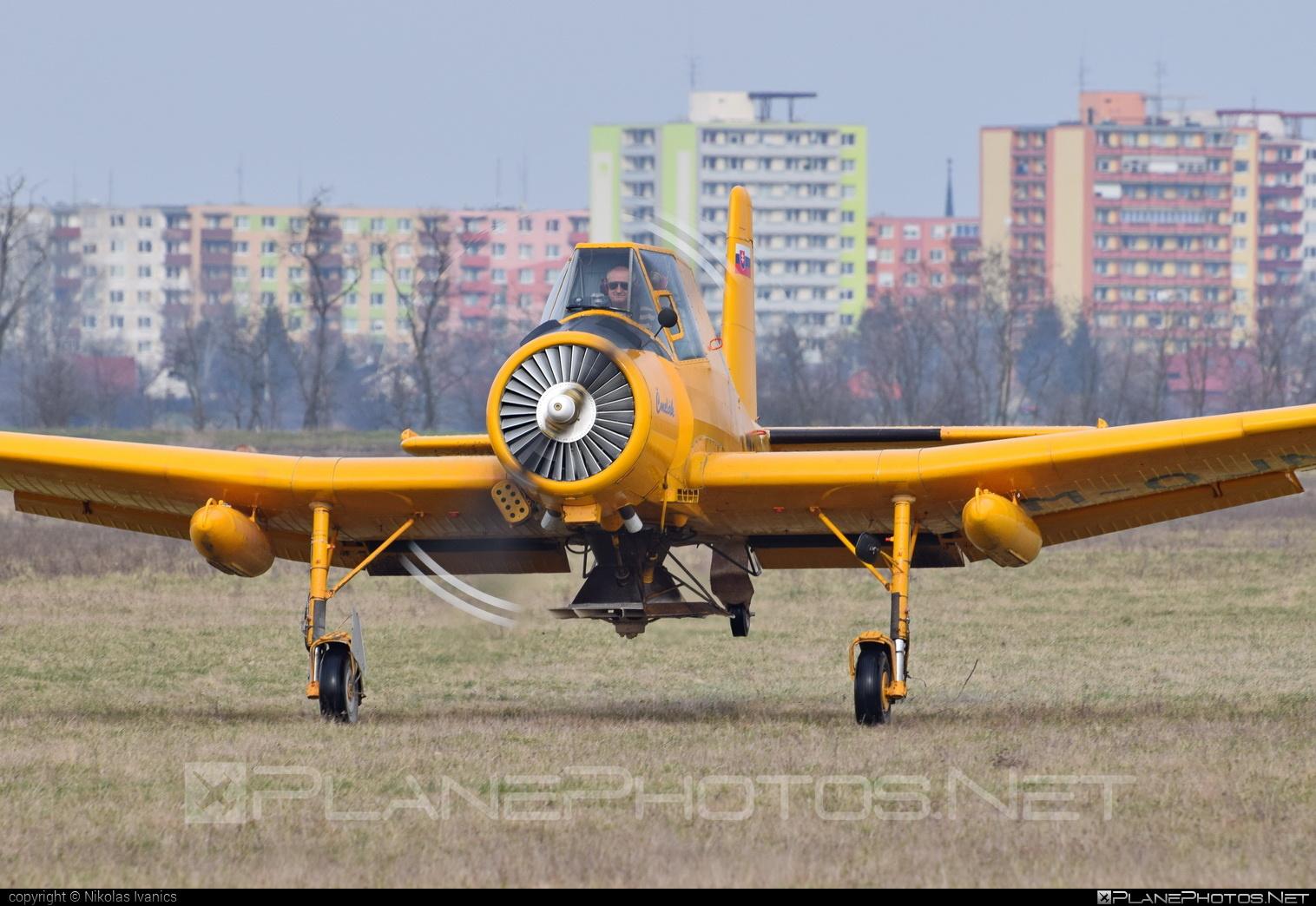 Zlin Z-37A Čmelák - OM-OJN operated by AERO SLOVAKIA #aeroslovakia #cmelak #z37 #z37a #zlin #zlin37 #zlin37cmelak