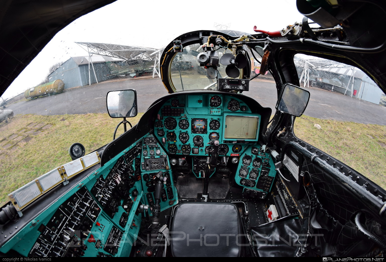 Mil Mi-24D - 0149 operated by Vzdušné sily OS SR (Slovak Air Force) #mi24 #mi24d #mil #mil24 #mil24d #milhelicopters #slovakairforce #vzdusnesilyossr