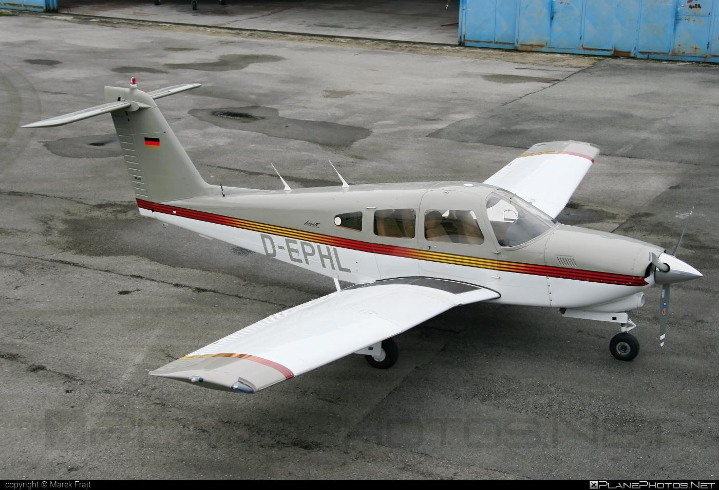 Piper PA-28RT-201T Turbo Cherokee Arrow IV - D-EPHL operated by University of Žilina #cherokeearrow #cherokeearrowiv #pa28 #pa28rt201t #piper #pipercherokee #pipercherokeecarrow #turbocherokee #turbocherokeearrow #turbocherokeearrowiv