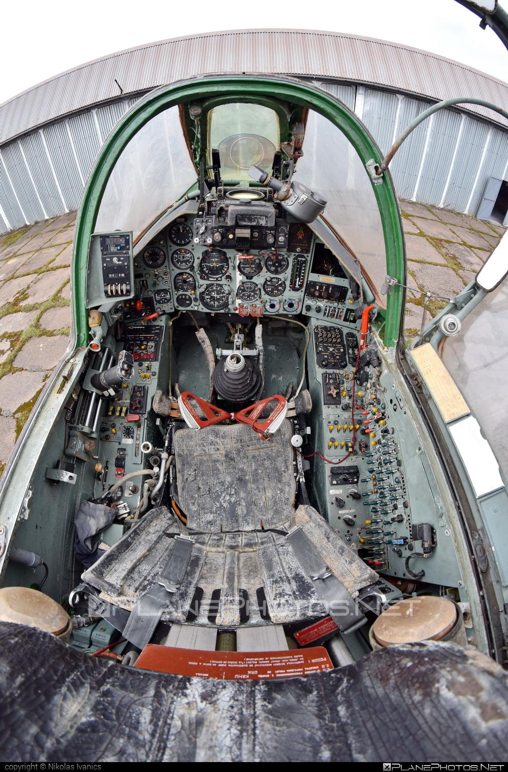 Sukhoi Su-25K - 5033 operated by Vzdušné sily OS SR (Slovak Air Force) #slovakairforce #sukhoi #vzdusnesilyossr