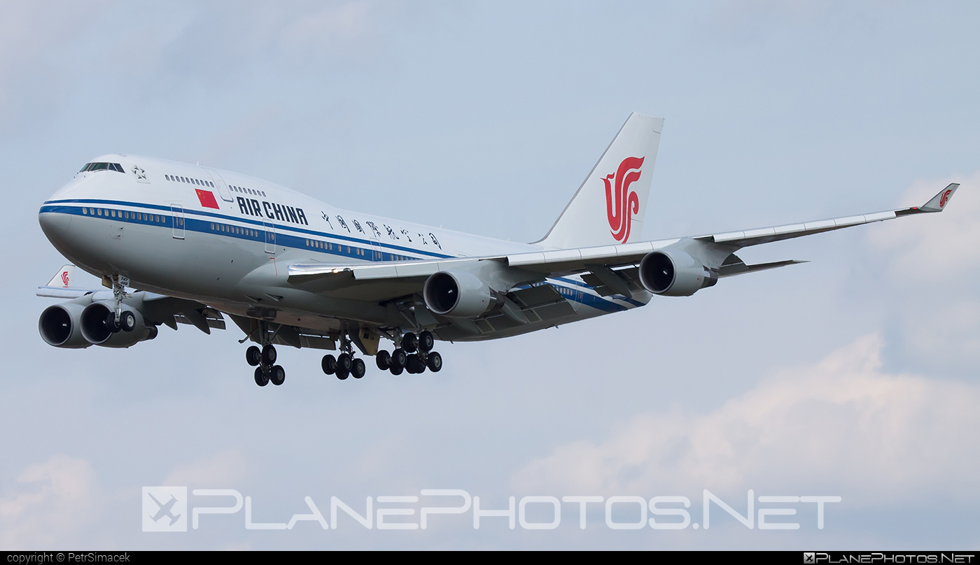 Boeing 747-400 - B-2472 operated by Air China #airchina #b747 #boeing #boeing747 #jumbo