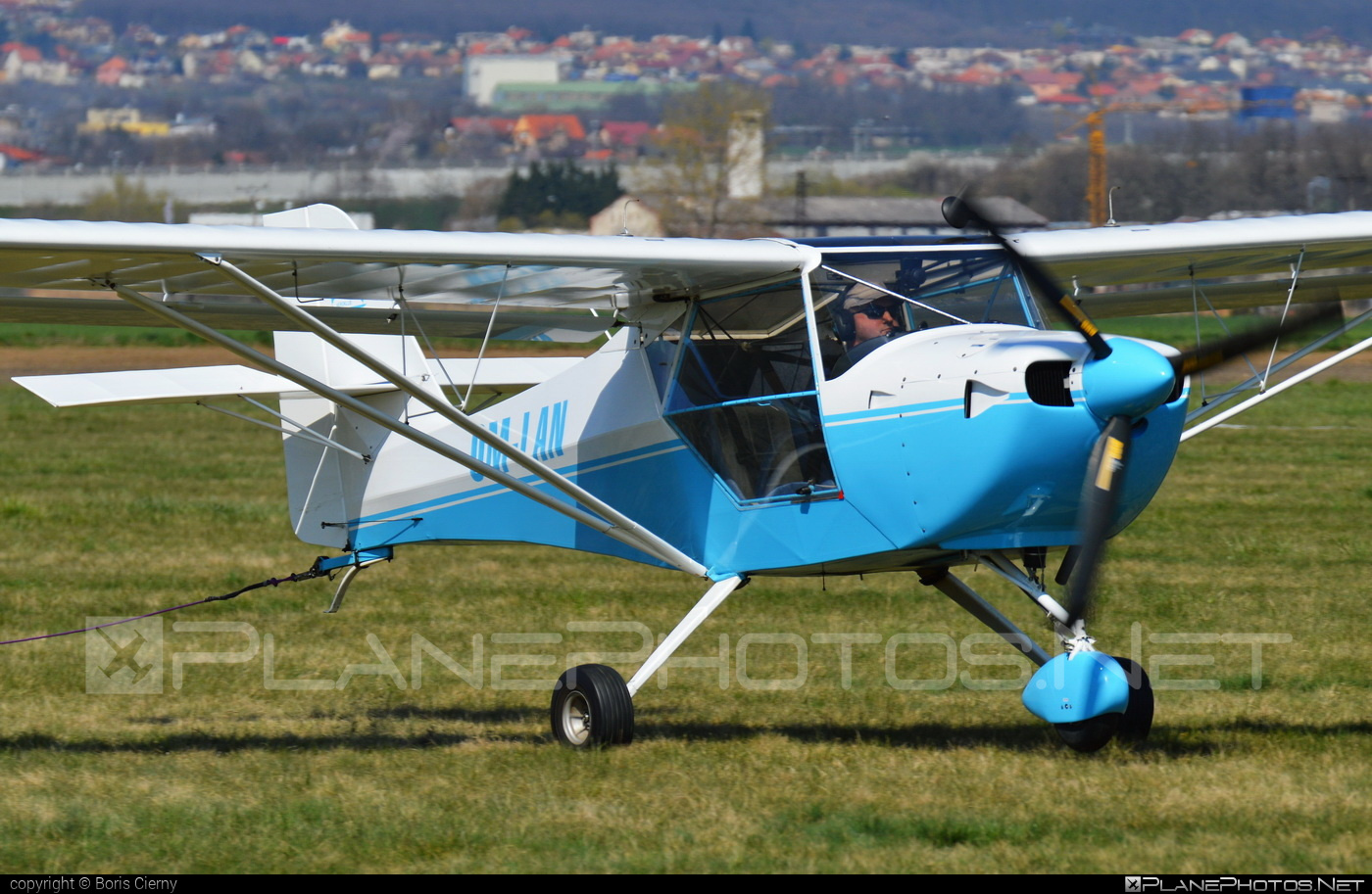Aeropro EuroFOX 912 TOW 3K - OM-LAN operated by Slovenský národný aeroklub (Slovak National Aeroclub) #eurofox #eurofox3k #fox