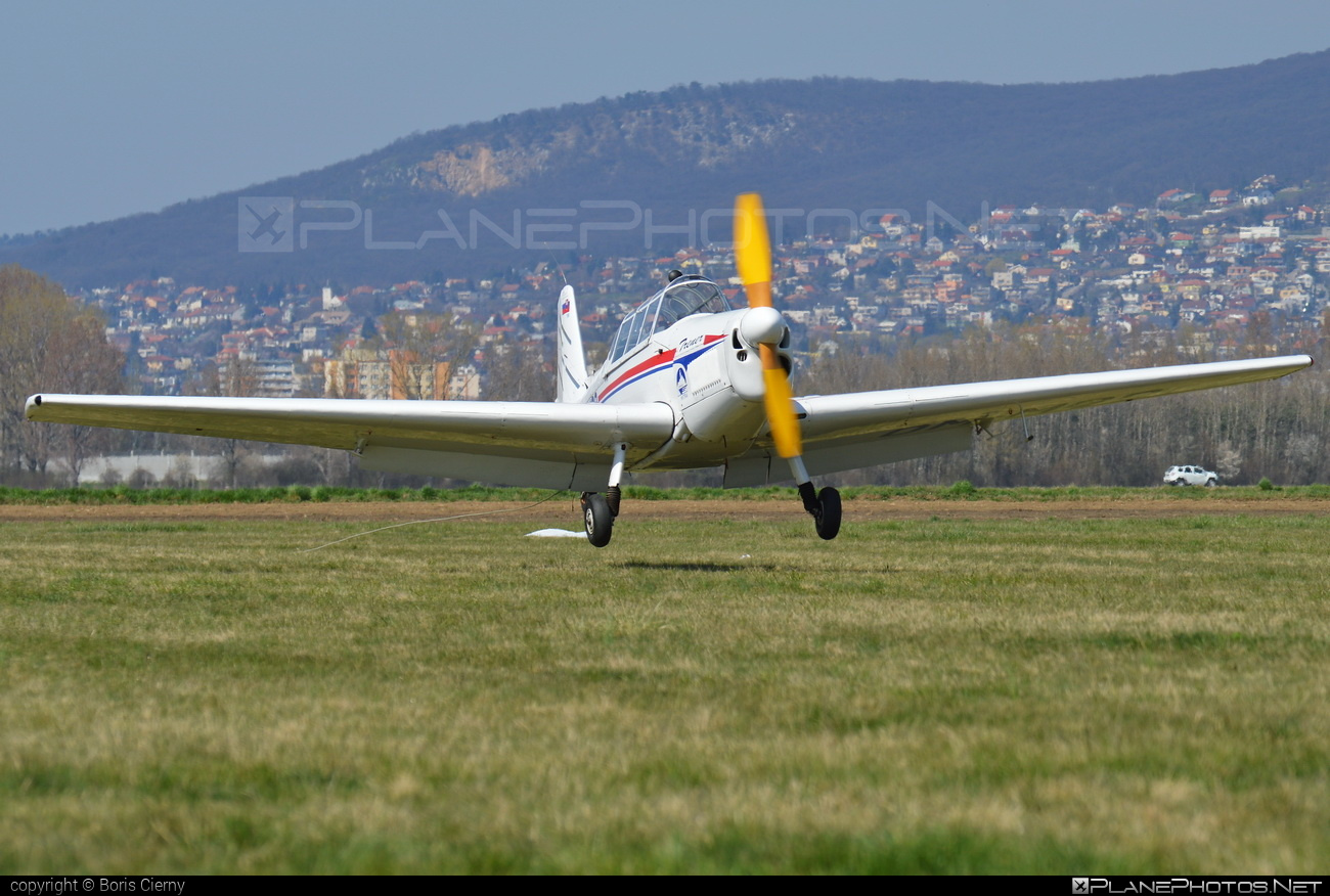 Zlin Z-226MS Trenér - OM-MGO operated by Slovenský národný aeroklub (Slovak National Aeroclub) #z226 #z226trener #zlin #zlin226 #zlintrener