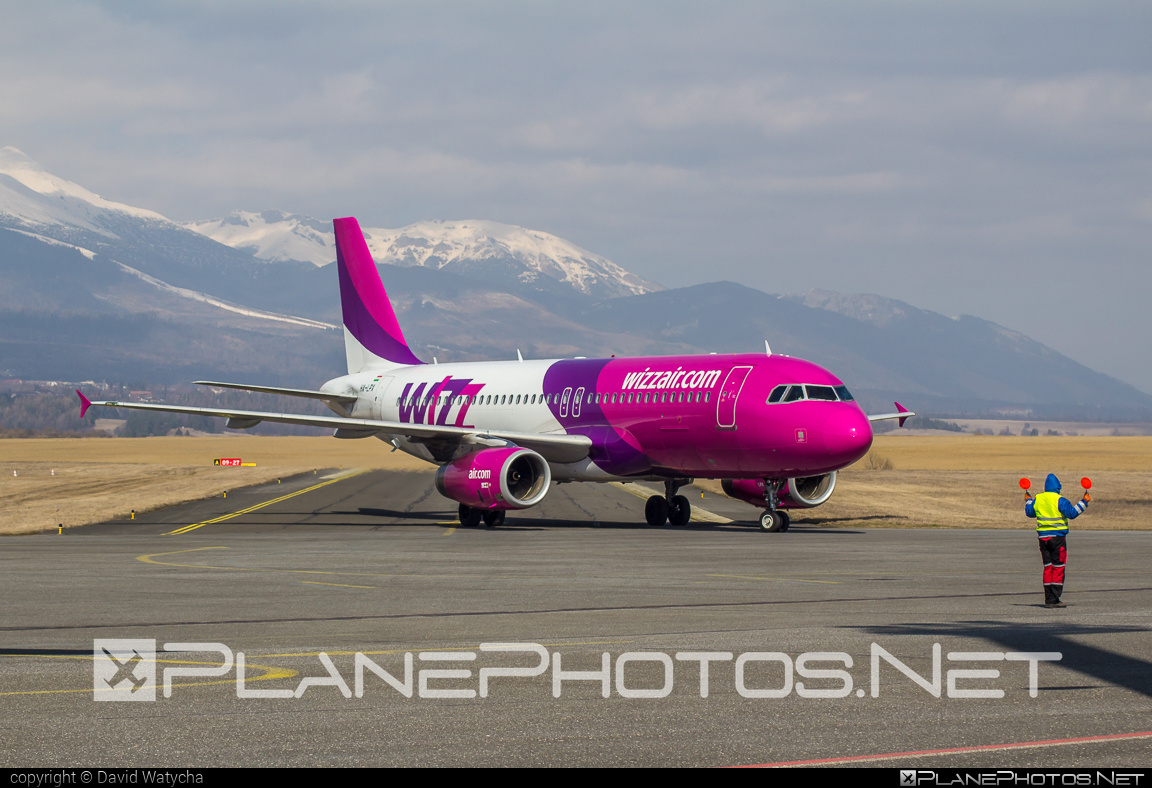 Airbus A320-232 - HA-LPX operated by Wizz Air #a320 #a320family #airbus #airbus320 #wizz #wizzair