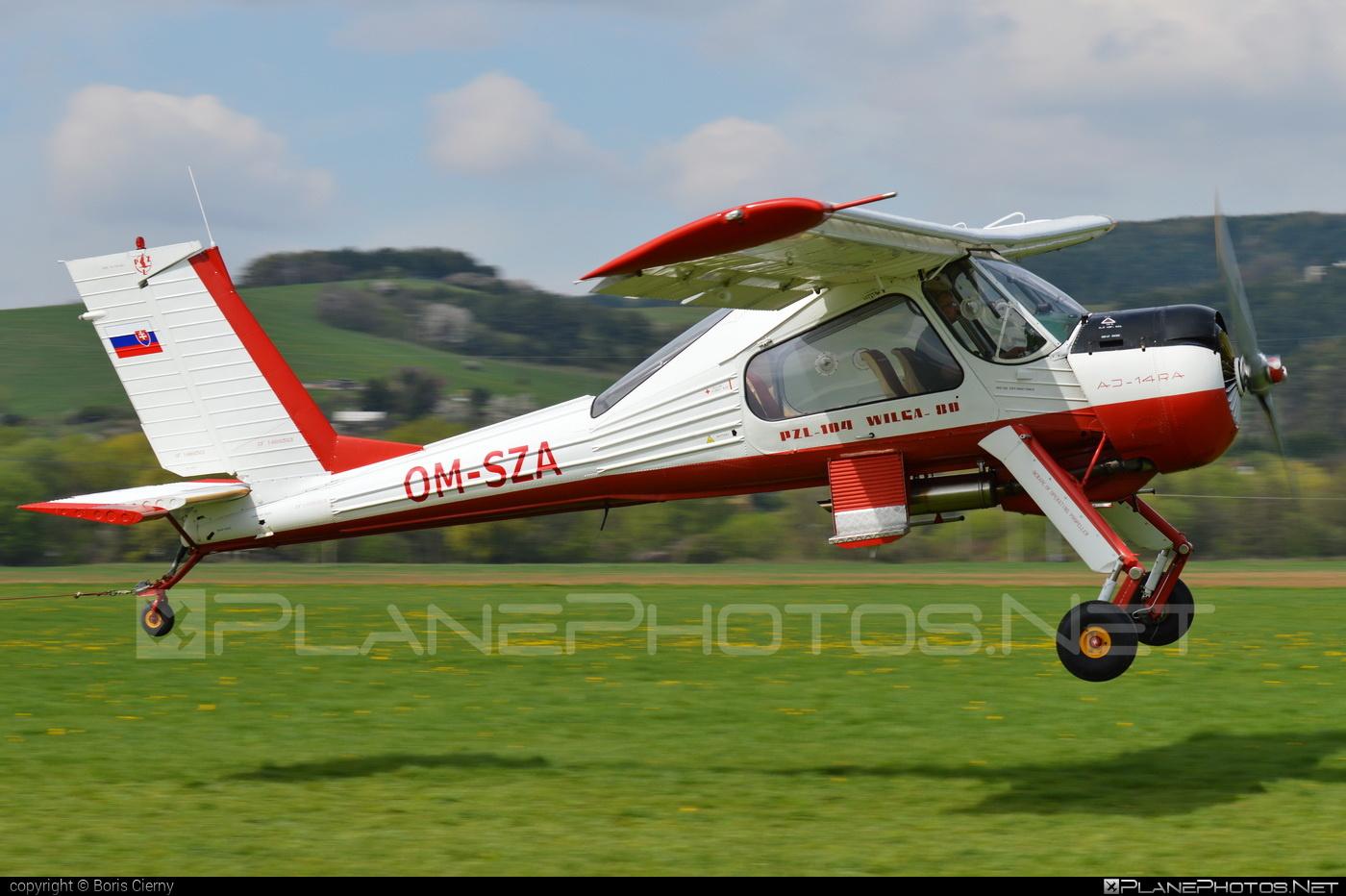 PZL-Okęcie PZL-104 Wilga 80 - OM-SZA operated by Private operator #pzl #pzlokecie