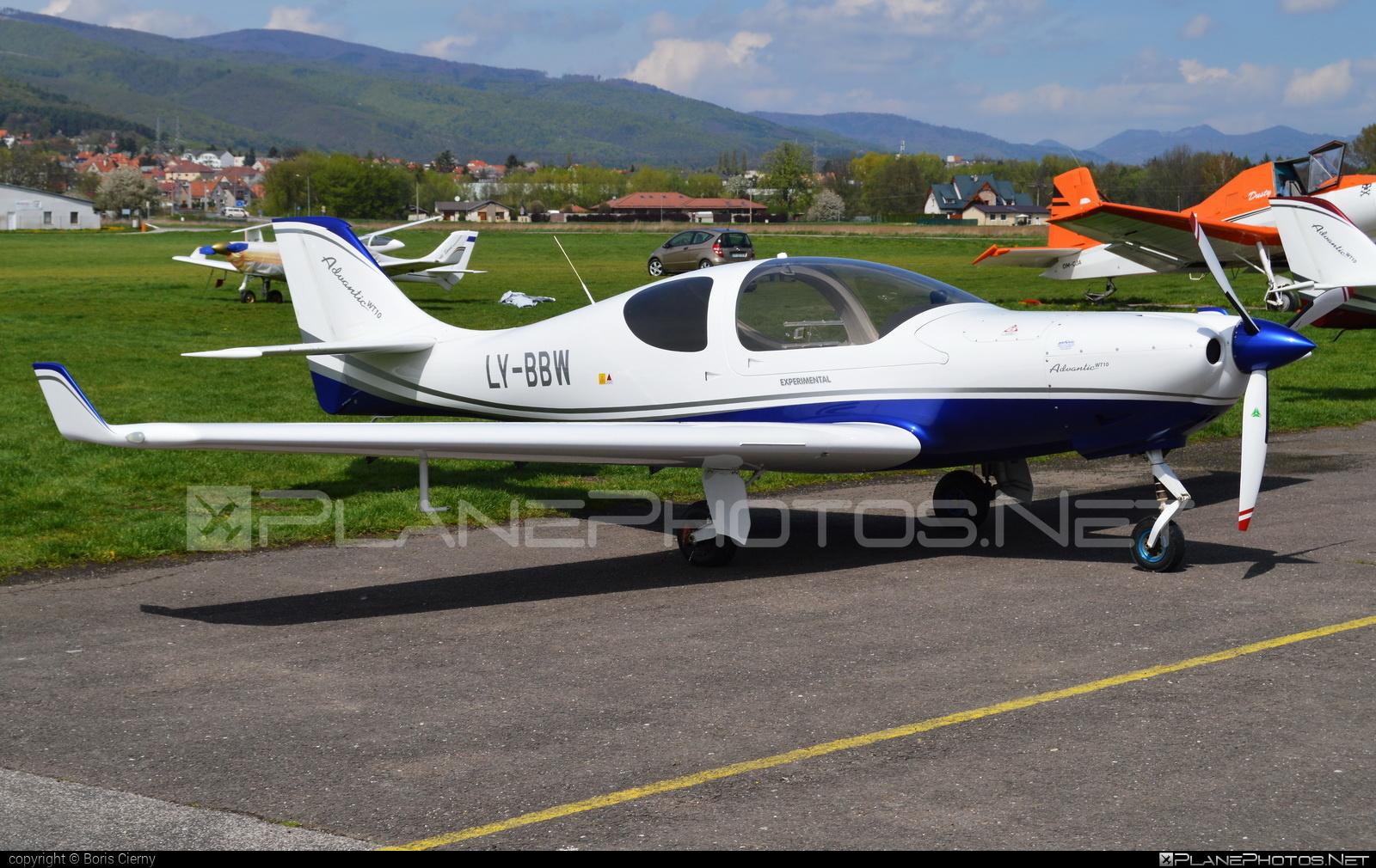 Aerospool WT10 Advantic - LY-BBW operated by Private operator #aerospool