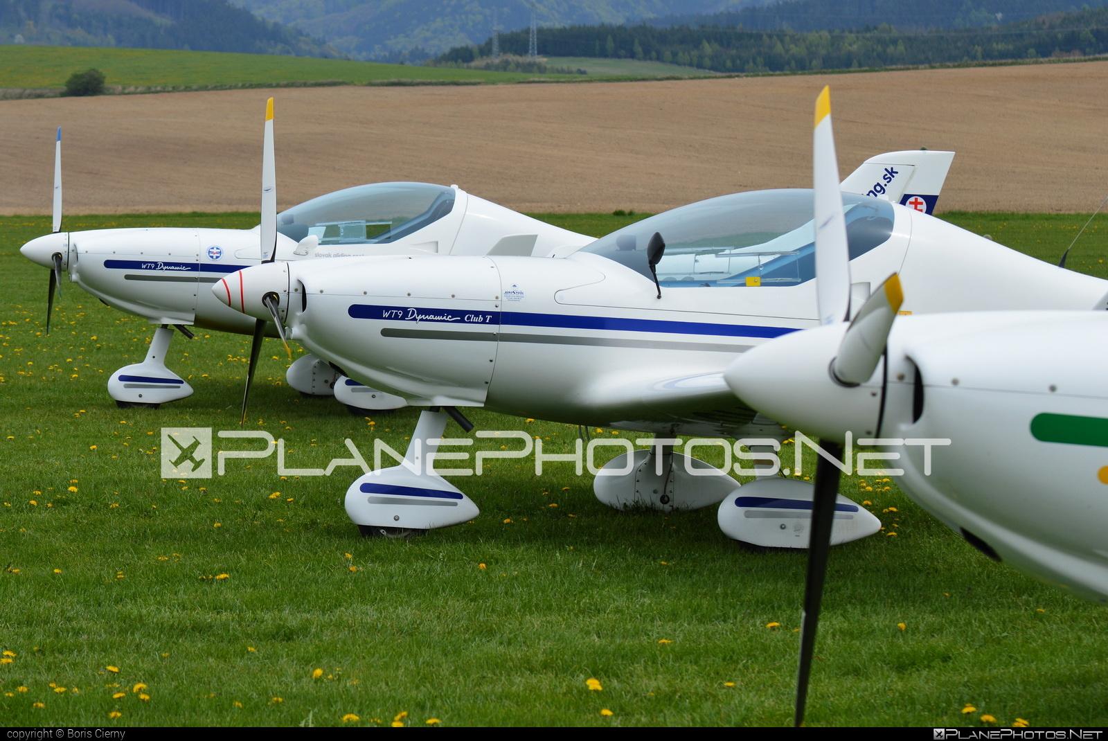 Aerospool WT9 Dynamic Club T - OM-LUB operated by TATRAMARKET POPRAD #aerospool #wt9 #wt9dynamic #wt9dynamicclub