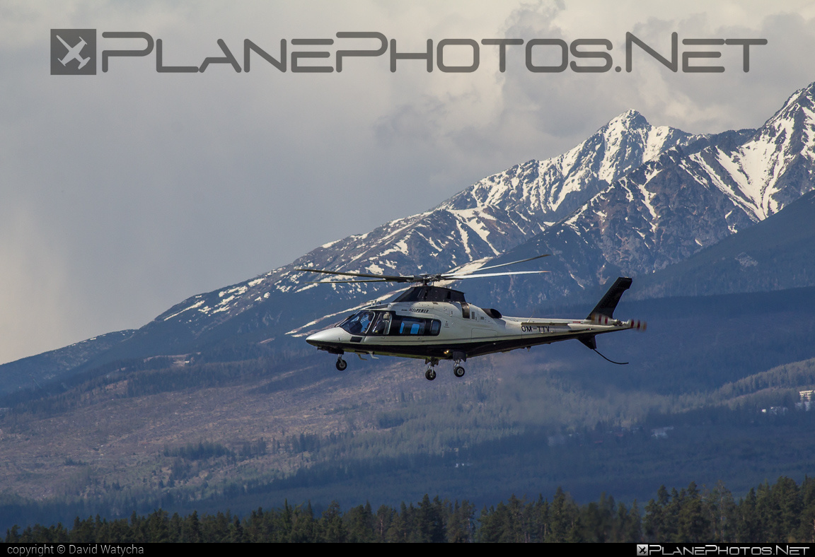 Agusta A109E Power - OM-TTV operated by Tatra Jet #a109 #a109e #a109power #agusta #agusta109 #agustaa109 #agustaa109e