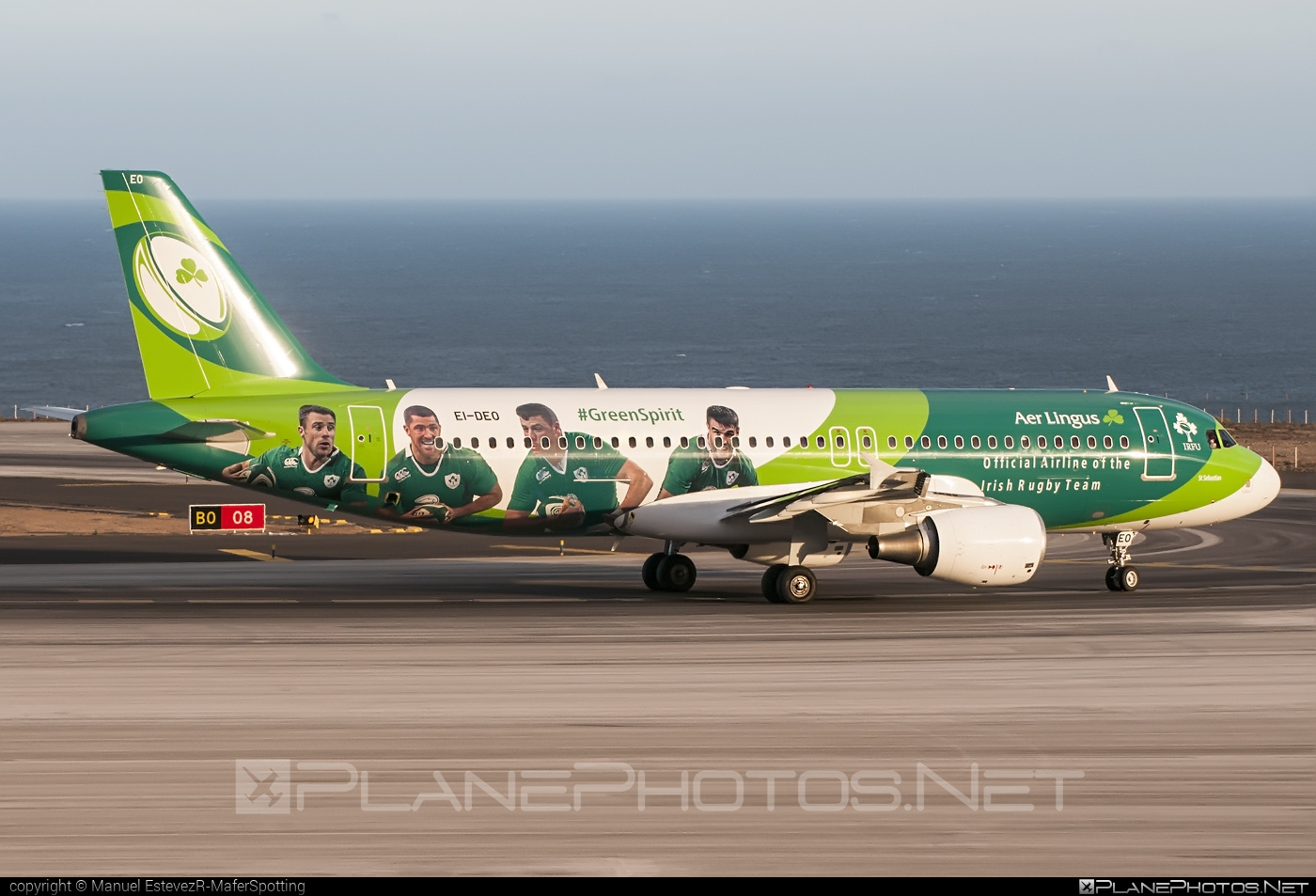 Airbus A320-214 - EI-DEO operated by Aer Lingus #a320 #a320family #aerlingus #airbus #airbus320
