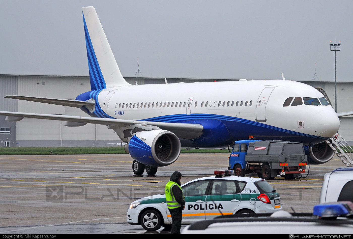 Airbus ACJ319-115 - G-NMAK operated by Twinjet Aircraft #acj319 #acj319115 #airbus #airbuscorporatejet