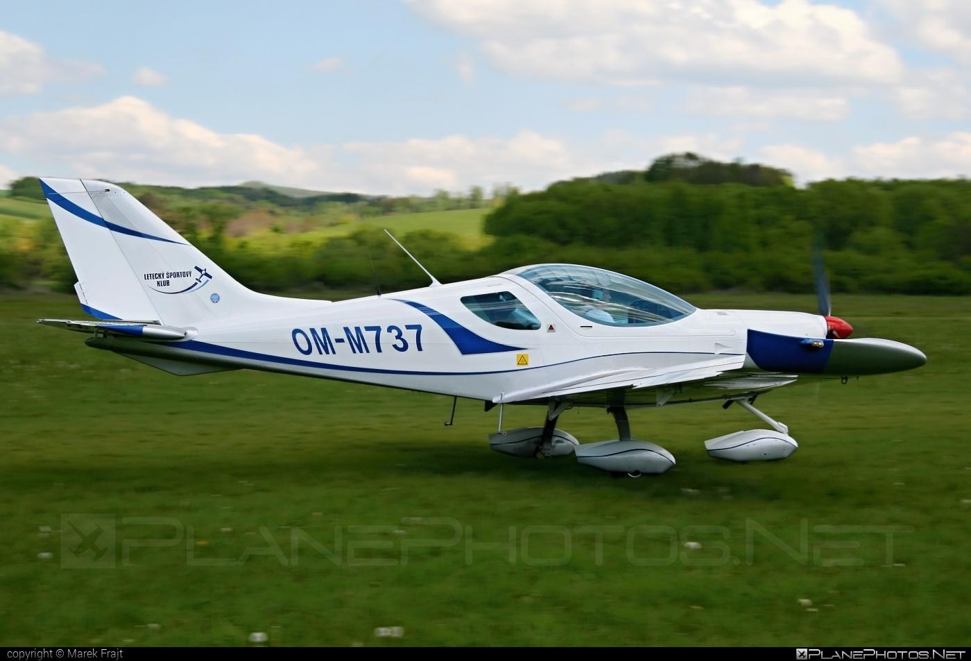 Czech Sport Aircraft PS-28 Cruiser - OM-M737 operated by Private operator #czechsportaircraft #ps28 #ps28cruiser