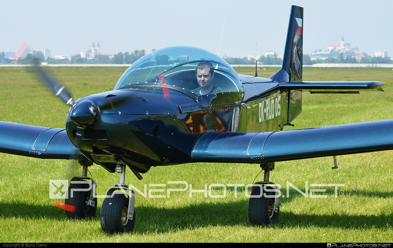 Private operator Zenair Zodiac CH 601 UL - OK-RUD 05 #zenair