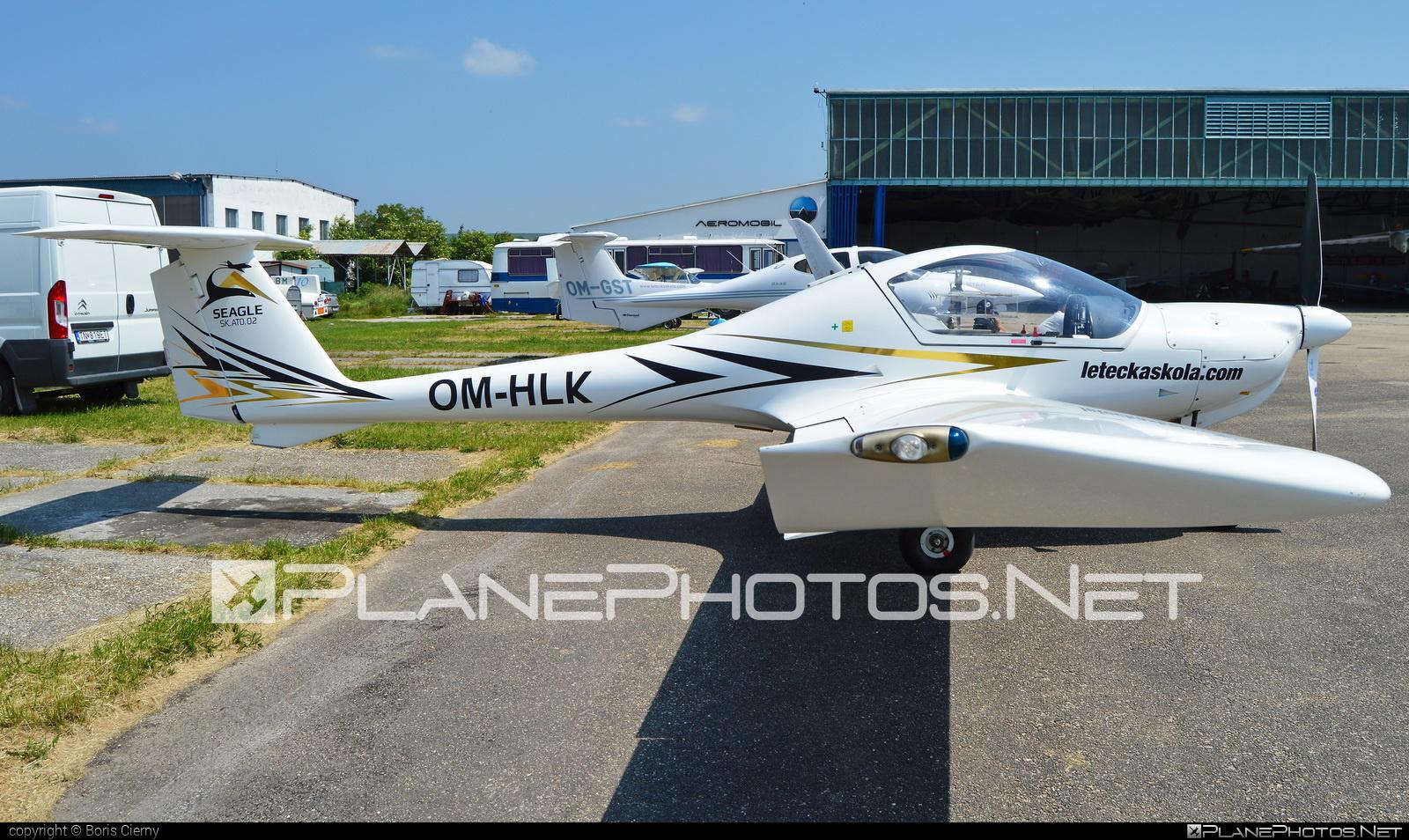 Diamond DA20-A1 Katana - OM-HLK operated by SEAGLE SK.ATO.02 #da20 #da20a1 #da20a1katana #da20katana #diamond