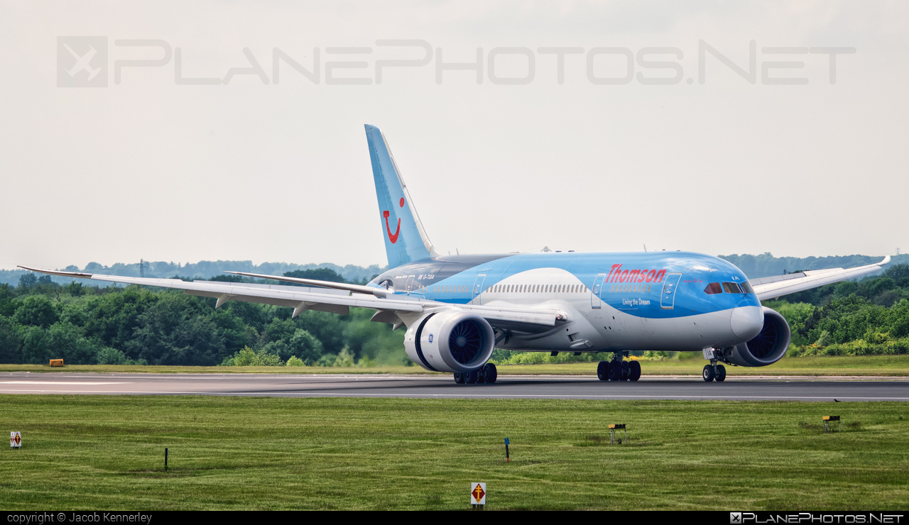 Boeing 787-8 Dreamliner - G-TUIA operated by Thomson Airways #b787 #boeing #boeing787 #dreamliner